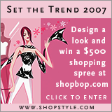 ShopStyle Set The Trend: design and win $500